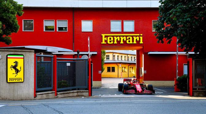 F1 | Ferrari | Un cambio clave que puede torcer el rumbo