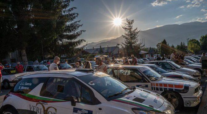 RS   Cerdanya 2020   Xavier Doménech y su Porsche, los vencedores!