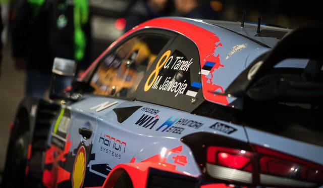 WRC | Ott Tänak | Entrevista | El campeón del mundo prepara su regreso