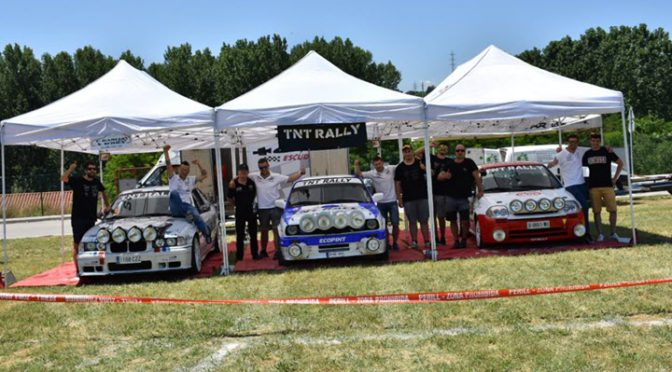 Rallysprint | TNT Rally Team | Entrevista | Presentación del equipo catalán