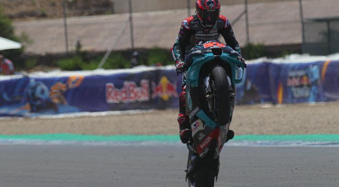 MotoGP | Andalucía 2020 | Quartararo imparable en España