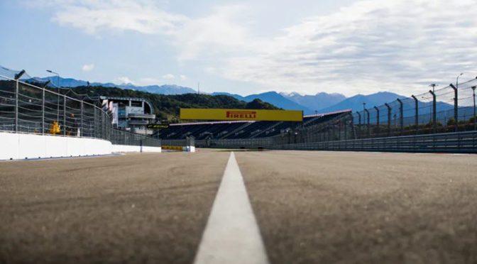 F2 | Sochi 2020 | La Fórmula 2 competirá con la F1