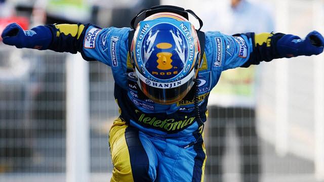 F1 | Renault | Alonso ya es piloto oficial en 2021
