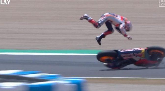 Moto GP | España 2020 | Marc Márquez sufre fractura