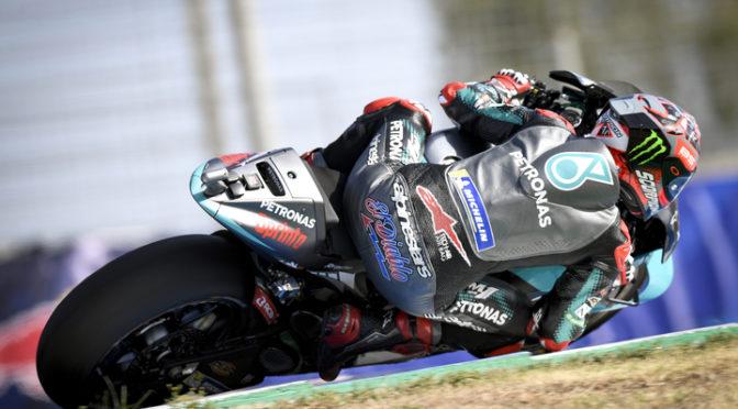 MotoGP | España 2020 | Quartararo tuvo su bautismo triunfal