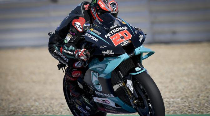 MotoGP | España 2020 | Quartararo sorprende y se queda con el 1