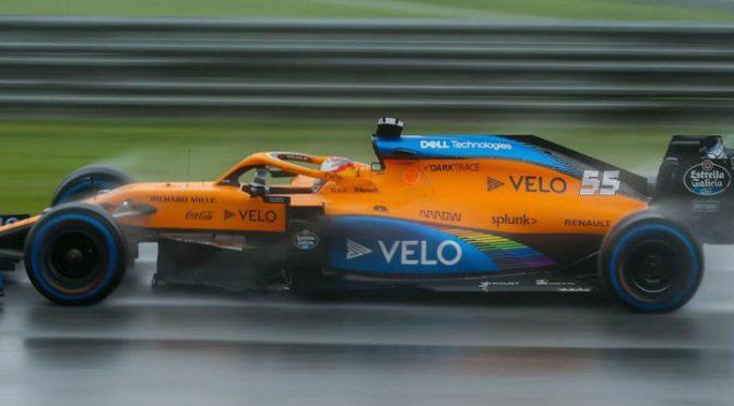 F1 | Estiria 2020 | La clasificación – podio mixto