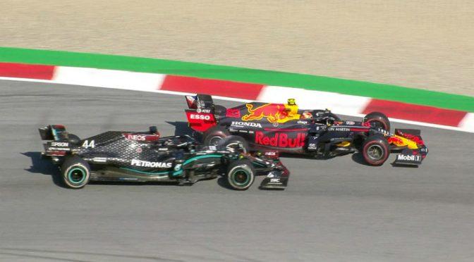 F1 | Austria 2020 | Molestia entre Red Bull y Mercedes