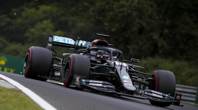 F1 | Hungría 2020 | Hamilton hizo la pole con récord