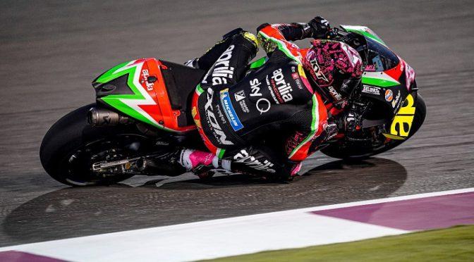 MotoGP | FPT Industrial | Socio oficial del Aprilia Racing