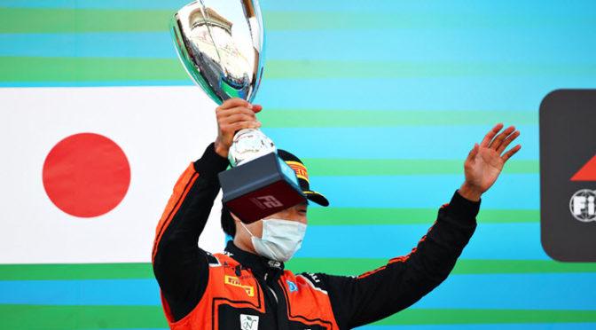 F2 | España 2020 | Feature Race | Matsushita ganó tras una remontada colosal