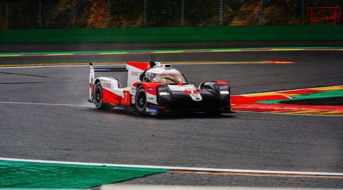 WEC | 6 Horas de Spa 2020 | Pechito ganó con Toyota