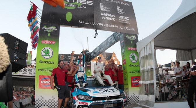 WRC | Calendario 2020 | Japón se baja y se suma Bélgica