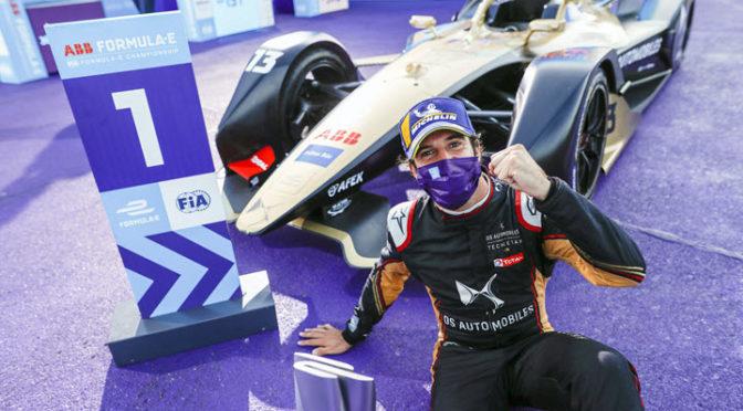 FE | ePrix Berlin 2020 | Race 1 | Da Costa estira su liderazgo