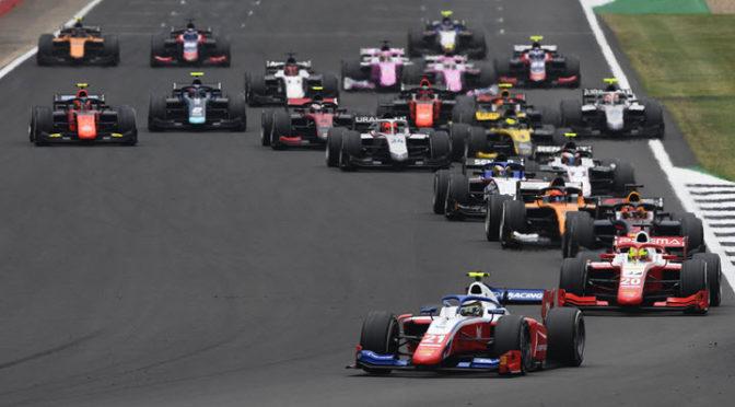 F2 | Silverstone 2020 | Llott y Tsunoda los ganadores del fin de semana