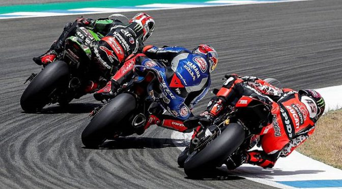 WorldSBK | España 2020 | Ducati | Doble victoria para Scott Redding
