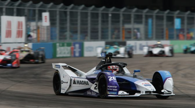 FE   BMW i Andretti Motorsport   finalizó la temporada 2020 en 5to lugar