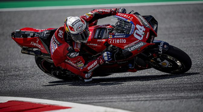 MotoGP | Austria 2020 | Dovizioso se luce y logra la 50° victoria de Ducati