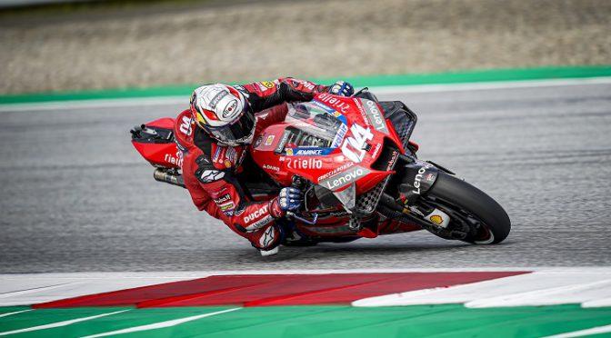 MotoGP | Estiria 2020 | Podio para Jack Miller