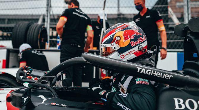 FE   TAG Heuer Porsche   Temporada positiva en su debut en la categoría