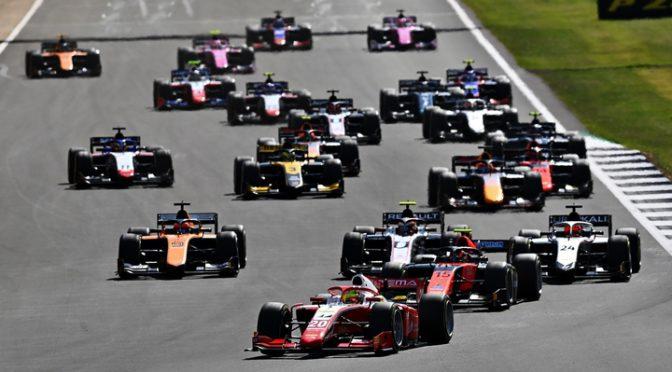 F2 | Silverstone 2020 | Mazepin se impone en la Feature Race