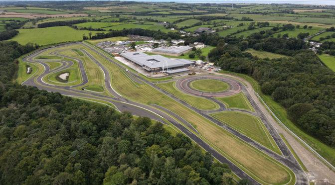 WRC | M-Sport | El Centro de Evaluación continua progresando