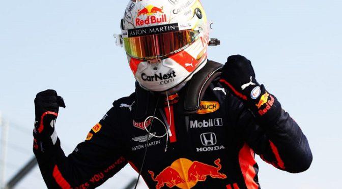 F1 | Silverstone 2020 | Race 2 | Max gana el GP 70 Aniversario