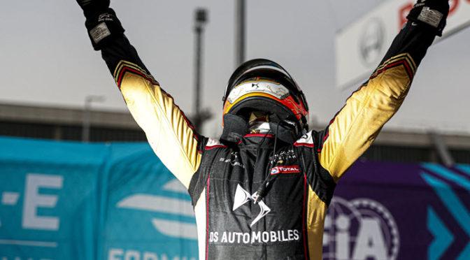 FE | ePrix Berlín 2020 | Race 4 | Da Costa Campeón, y Vergne gana