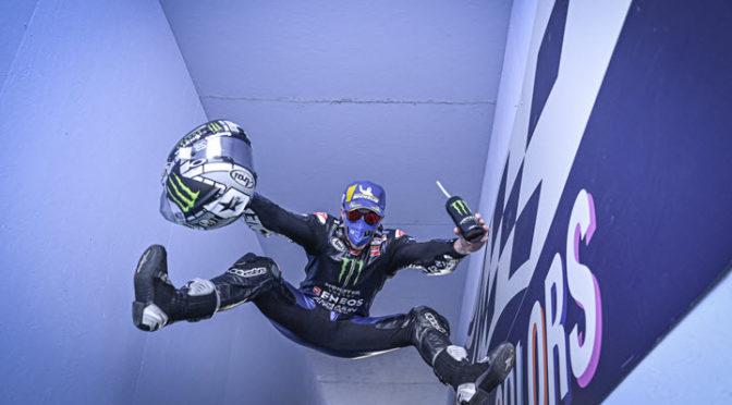 MotoGP | Misano 2020 | Viñaes se impuso en Emilia Romagna