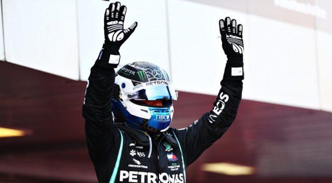 F1 | Rusia 2020 | Bottas puso a Mercedes en lo mas alto