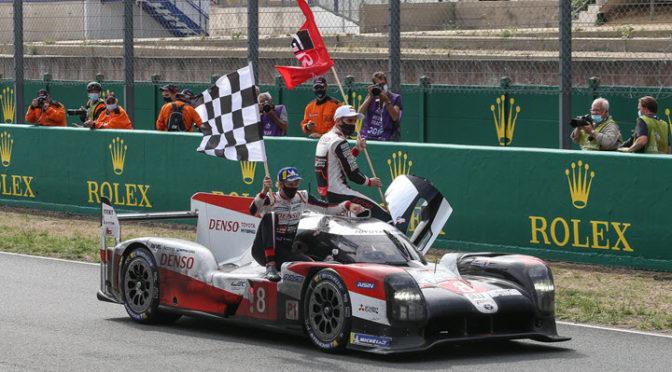 WEC | Le Mans 2020 | Toyota se impuso con autoridad y selló el título