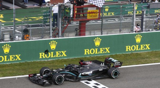 F1 | Bélgica 2020 | Una vez mas fue para Hamilton