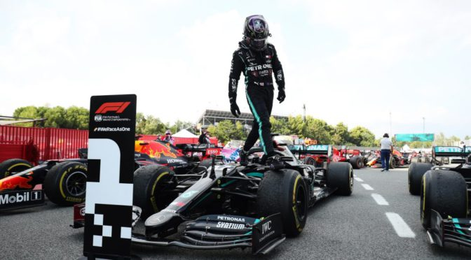 F1 | España 2020 | Hamilton imparable seguido de Verstappen