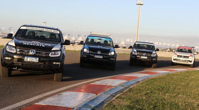 Amarok | Volkswagen | Renovó su presencia en el TC Pick up