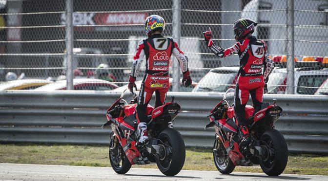 WorldSBK | Estoril 2020 | otro 1-2 de Ducati, el equipo campeón